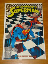 SUPERMAN #441 VOL 1 DC COMICS NEAR MINT CONDITION JUNE 1988