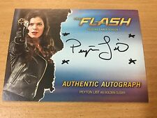 Cryptozoic The Flash Season 1 Peyton List As Golden Glider PL2