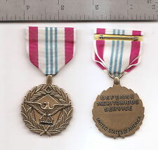 US DEFENSE MERITORIOUS SERVICE MEDAL - FULL SIZE - #M24