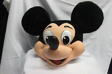 Brand new Mickey Mouse mascot head only/X-mas Special