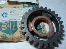 1976 YAMAHA IT400 YZ400 IT YZ TRANSMISSION GEAR 3RD WHEEL NOS OEM # 510-17231-00