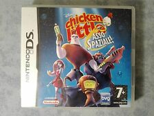 DISNEY CHICKEN LITTLE ASSO SPAZIALE NINTENDO NDS DS DSi 3DS 2DS PAL ITA ITALIANO