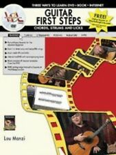 Alfred 07-1097 Guitar First Steps - Music Book ,  07-1097