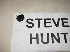 SH JAGUAR MK2 E-TYPE REV-COUNTER GENERATOR BLACK TOP  STEVE HUNT JAGUAR PARTS