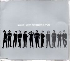 SLOAN - DON'T YOU BELIEVE A WORD - 3 TRACK 2000 CD SINGLE