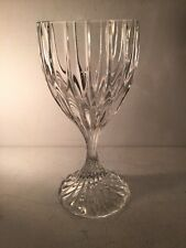 Mikasa Park Lane Crystal Wine Cordial Water Glass Cup Goblet