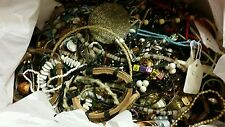 14 Lbs Junk Jewelry New Bead Crafters Lot #1