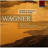 Richard Wagner - Wagner: Preludes and Overtures; Orchestral Works