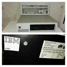 ★★★ RARE ORDINATEUR IBM PC 5160 INTEL 8088 PERSONAL COMPUTER XT (1983) ★★★