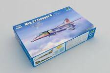 Trumpeter Mig-27 Flogger D 1/48 scale plastic model airplane kit new 5802 *