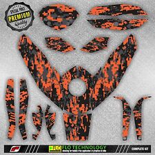KTM DUKE 125 200 390 GRAFIK DEKOR SET STICKER AUFKLEBER DECAL KIT