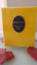 DIOR DOLCE VITA PARFUM 7.5 ml REFILLABLE SPRAY.CHRISTIAN DIOR. VINTAGE.