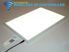 A2 SUPER LED Light Box  -TRACING, DRAWING, DESIGN, ART LIGHT PAD -Remote Control