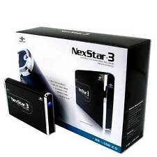 "Vantec NexStar3 (Onyx Black) 2.5"" IDE to USB2.0 External Hard Drive Enclosure"