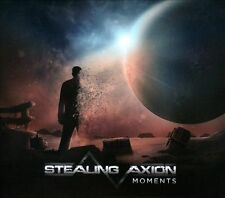 Stealing Axion, Moments, New