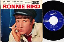 RONNIE BIRD Adieu à un ami 1964 Buddy Holly French mod Beat garage BIEM Decca ►♬