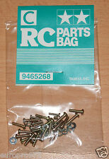 Tamiya 58067 Thunder Shot/58073 Thunder Dragon, 9465268/19465268 Screw Bag C NIP