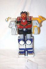 Power Rangers Lost Galaxy Deluxe Megazord Zord Lot Red Blue Pink Yellow