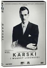 KARSKI I WLADCY LUDZKOSCI   DVD POLISH Shipping Worldwide