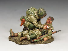 DD287-2 US Paratroopers Blast Injury (101st Airborne) by King & Country