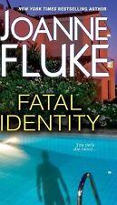 Fatal Identity by Joanne Fluke Paperback Book