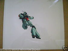MOBILE SUIT GUNDAM  CHARS COUNTER ATTACK RGZ-91 Re-GZ ANIME MOVIE PRODUCTION CEL