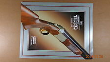 Tikka Finland Sako Firearms Catalog MODEL 4125  DOUBLE RIFLE SHOTGUN/RIFLE