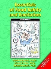 Essentials of Food Safety and Sanitation 4th Edition