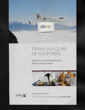 QATAR AIRWAYS EXECUTIVE TRAVEL IN A CLASS OF YOUR OWN BOMBARDIER JET AD