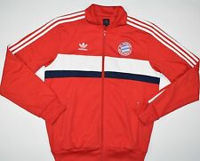 BAYERN MUNICH ADIDAS ORIGINALS JACKET (SIZE M)