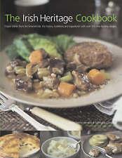 The Irish Heritage Cookbook (Food & Drink)-ExLibrary