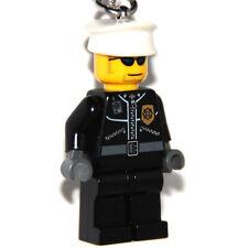 LEGO® City Figur Polizist Schlüsselanhänger Keychains NEU
