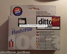 iOMEGA 5GB/10GB Ditto Max Data Tape Cartridge with Flash!File DM-EXtra SM223200