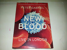 DVD GABRIEL PETER New Blood Live in London