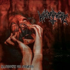 "Misanthrope ""symbols of Misery non deve morire"" CD [RAW Mexican era Death Metal]"