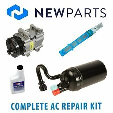 Ford Ranger 1994 3.0L 4.0L NEW AC A/C Repair Kit W/ OEM Compressor & Clutch