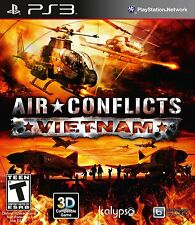 Air Conflicts Vietnam PS3 *New,Sealed*