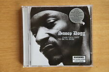 Snoop Dogg ‎– Paid Tha Cost To Be Da Bo$$    (BOX 31)