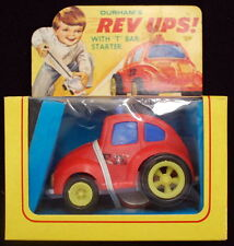 FACTORY SEALED 1975 Durham's FIRE DEPARTMENT REV UPS! NRFB