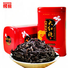Dahongpao Superior Oolong Tea Gift Package Chinese Organic Dahongpao Black Tea
