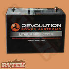 REVOLUTION 12v 100AH LITHIUM ION LiFePo4 DEEP CYCLE BATTERY NOT CHEAP- THE BEST