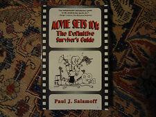 Movie SET 101 the definitive Survivor 's Guide film VFX animazione fotocamera 3d