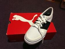 Puma Men's El Ace 2 L Fashion Sneaker Size 11 White Black - Puma Royal