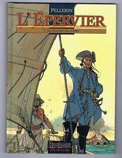 PELLERIN. L'Epervier 2. Le rocher du Crâne. 1995. Neuf