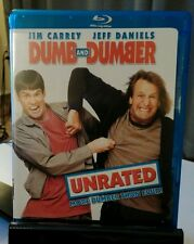 Dumb and Dumber (Blu-ray Disc, 2008) - Used Once - Next day Free Shipping