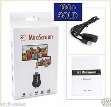 *1080P WiFi Display Receiver AV Dongle anycast DLNA Airplay Mirascreen HDMI*