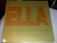 Ella: The Legendary Decca Recordings [Box] by Ella Fitzgerald (CD, Aug-1995,...