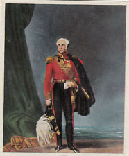 N°146 Arthur Wellesley Duke of Wellington England UK Napoleon War IMAGE CARD 30s