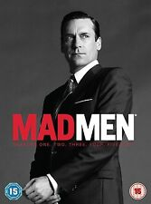 Mad Men - Complete Seasons 1-6 on DVD