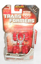 TRANSFORMERS UNIVERSE WARPATH(SMALL) 2008 MOC SEALED HASBRO